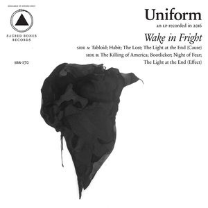 "Uniform - Wake in Fright -Cover for Album ""Wake in Fright"" by Uniform"