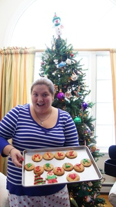 Emily Fink Christmas Cookies!