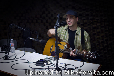 Mike Peralta at KTST